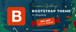 FREE Shopaholic Bootstrap Starter Bundle